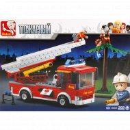 Конструктор «Sluban» Машинка пожарная