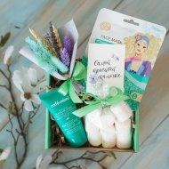 Подарочный набор «So cute box» Мятный