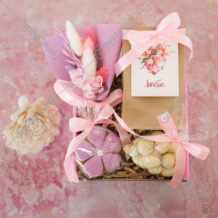Подарочный мини-набор «So cute box» Розовый