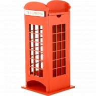 Чайный домик «Telephone» 11.5x11.5x26.3 см.