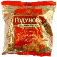 Сухари «Годуновъ» с цукатыми, 250 г.