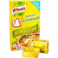Бульон «Knorr» куриный домашний 8 х 10 г