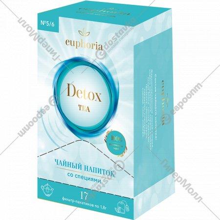 Напиток чайный «БелТея» detox, 17х1.8 г.