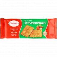 Печенье «Земляничное» сахарное, 190 г.