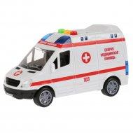 Машина микроавтобус «Скорая помощь».