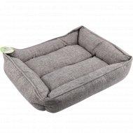 Лежак для животных, 48х42х11 см.