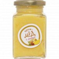 Крем-мёд «Золотой улей» с манго, 300 г.
