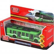 Игрушечный транспорт «Троллейбус» SB-1810WB