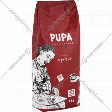 Кофе в зернах «Coffee Bank» Pupa Espresso,, 1 кг.