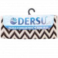Коврик «Dersu» 50х80 см, коричневый.