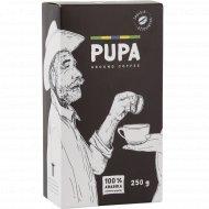 Кофе молотый «Coffee Bank» Pupa, 250 г.