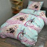 Комплект постельного белья «Моё бельё» Анимэ 9609/1, полуторный