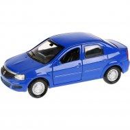 Машина «Renault Logan» 12 см, LOGAN-BU.