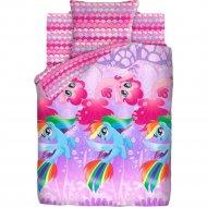 Комплект постельного белья «My Little Pony» Подводные, подарок, 70х70