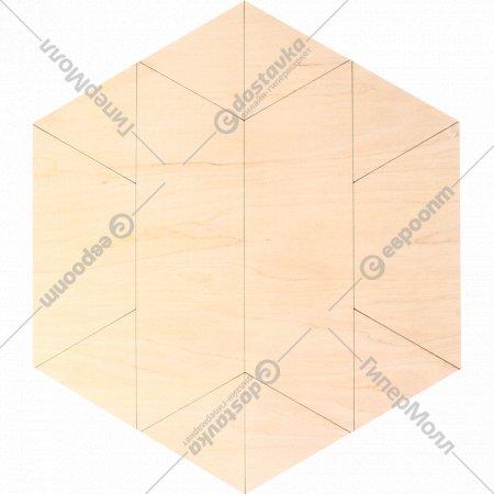 Доска разделочная «Линия» 32.5х28x0.6 см.