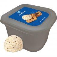 Мороженое сливочное «Мороз продукт» шоколадные хлопья, 1 кг