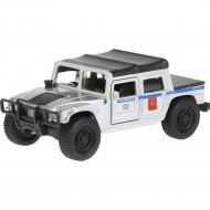 Машина «Hummer H1» пикап, полиция.