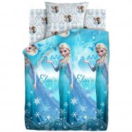 Комплект постельного белья «Холодное сердце» Эльза, 70х70