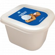 Мороженое сливочное со вкусом сахарной ваты и маршмеллоу, 1 кг