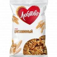 Крекер «Любятово» витаминный, 300 г.