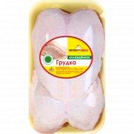 Грудка цыпленка-бройлера «Витконпродукт» охлажденная 1 к., фасовка 0.6-1.1 кг