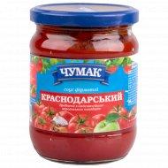 Соус «ЧУМАК» Краснодарский фирменный 500 г.