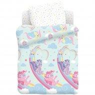 Комплект постельного белья «My Little Pony» Радужные пони, 40х60
