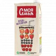 Напиток «Моя семья» ягода-вкуснягода, 1.93 л.