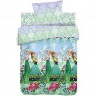 Комплект постельного белья «Холодное сердце» Анна и Эльза, 70х70