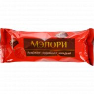 Мини-рулет бисквитный глазированный «Мэлори» клубничный, 40 г.