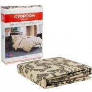 Комплект постельного белья «Бежевая Джулия» двуспальный