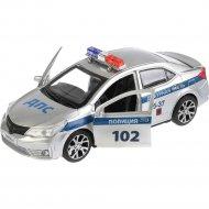 Машина «Toyota Corolla» полиция.