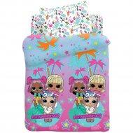 Комплект постельного белья «LOL Surprise!» Куколки подружки, 40х60