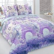 Комплект постельного белья «Моё бельё» Город любви, полуторный