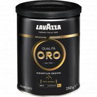Кофе молотый «Lavazza» Qualita Oro, Mountan Grown, 250 г