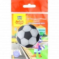 Световозвращающий значок «Футбольный мяч».