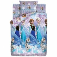 Комплект постельного белья «Холодное сердце» Сёстры и Олаф, 70х70