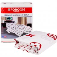 Комплект постельного белья «Орнамент», семейный