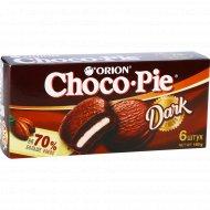 Печенье-бисквит «Чоко Пай Орион» Дарк Какао, 6х30 г 180 г