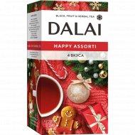 Напиток чайный «Dalai» happy assorti 12х1.2 г + 12х1.5 г.