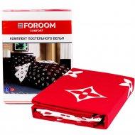 Комплект постельного белья «Орнамент» двуспальный
