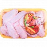 Крыло цыпленка-бройлера «Витконпродукт» охлажденное 1 к., фасовка 0.6-0.75 кг