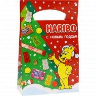 Новогодний набор «Haribo» сладкий микс, 189 г.