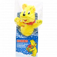 Новогодний набор «Haribo» золотой мишка, 140 г.