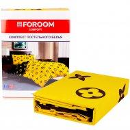Комплект постельного белья «Орнамент» двуспальный, евро