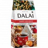 Чай чёрный листовой «Dalai» happy holidays, 70 г.