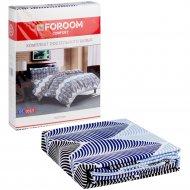 Комплект постельного белья «Геометрические узоры» двуспальный