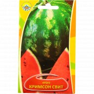 Семена арбуз «Кримсон свит» 1 г.