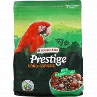 Полнорационный сухой корм «Prestige» для крупных ара и какаду, 2 кг.