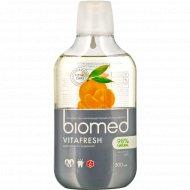 Ополаскиватель для полости рата «Biomed» Vitafresh, 500 мл.